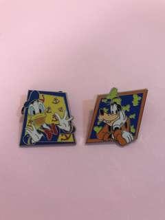 (包郵)清屋-迪士尼襟章 Disney Pins