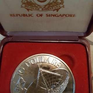 1980 $10 coin