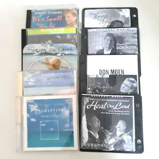 (Giveaway free) Music cds