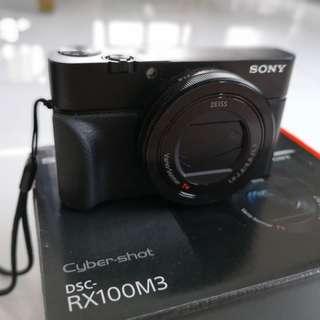 Sony Cybershot DSC RX100M3