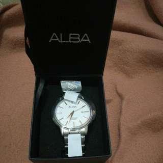 Alba Seiko watch