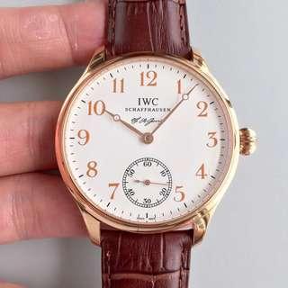 玩具錶 萬國IWC Portuguese IW544201 面交 42mm GS廠