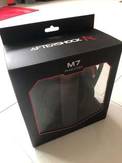 (BNIB/Mint and Sealed) Aftershock M-7 Gaming Headset