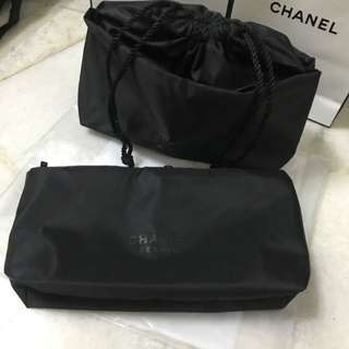 Chanel Make Up Bag