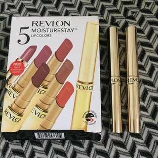 REPRICED Revlon Moisturestay Lipsticks Set of 2