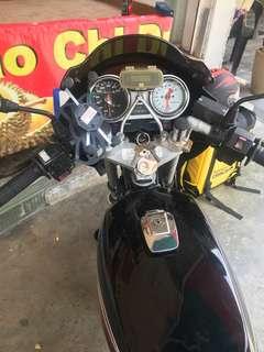 Yamaha RXZ Bike Handphone Holder Mount Mobile Phone Mount Holder XGrip