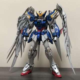 GFFMC Wing Zero Custom Gundam
