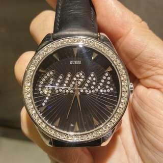 GUESS 鑽石 20 週年記念錶