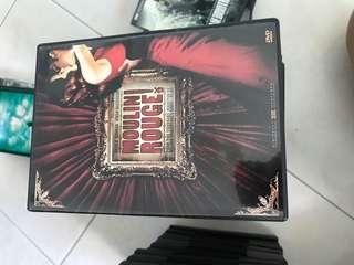 Moulin rouge DVD