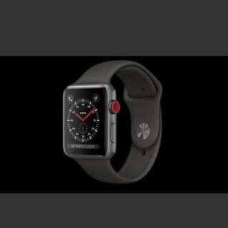 (收)全黑AppleWatch
