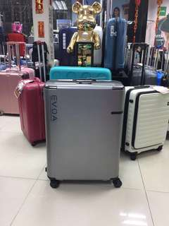 阿豪 Samsonite 新秀麗 銷量王 Evoa 可放大行李箱