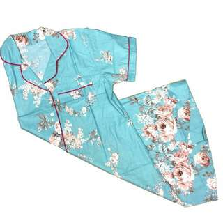 dress sakura blue