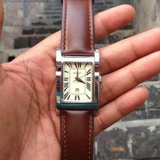 Bonia Watch Unisex AUTHENTIC Leather