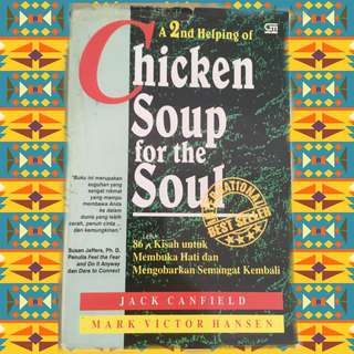 Chicken soup 🍲 for the soul