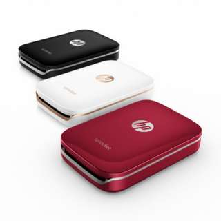 "HP SPROCKET 相片打印機,隨機附送十張HP ZINK 2""×3""相紙貼"