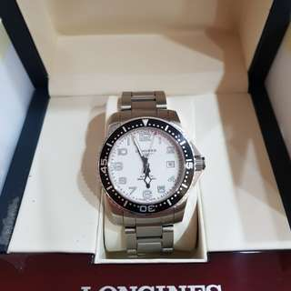 Longines Hydroconquest (white Dial)