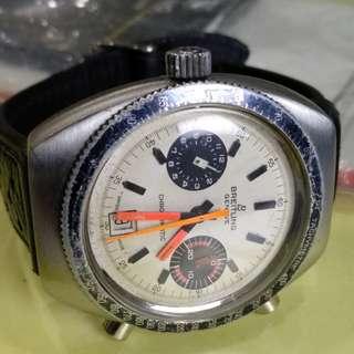 Vintage Breitling chronomatic cal 11