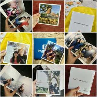 Customized Hardcover Photobook (75% off!)