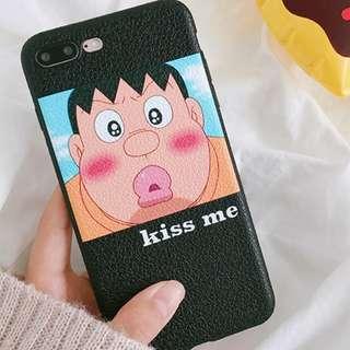 iPhone 7/8 Plus 手機殼 胖虎