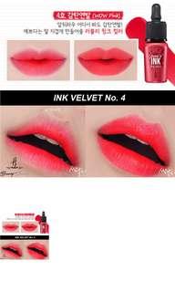Peri's Ink Velvet #4 Wow Pink