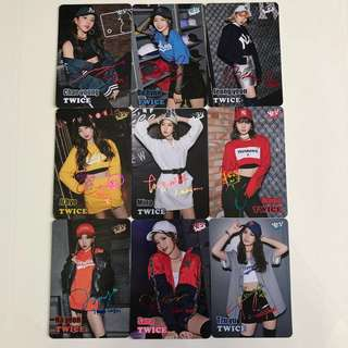Twice Yes!Card 第32期 彩/金/銀簽卡連團體白卡