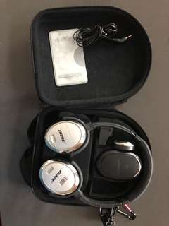 Bose QC3 with 3 rechargeable batteries