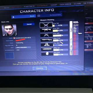 Ltc Red Blackshot acc