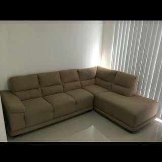 Corner Sofa lounge in great condition