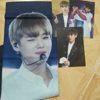 [READYSTOCK] JIHOON CHEERING SLOGAN