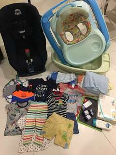 3-6 mths clothes & everything you need