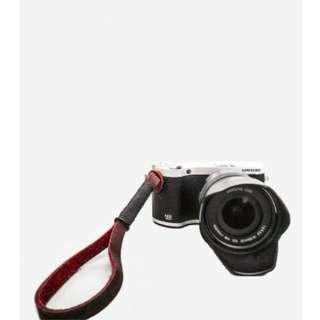 Lebage Leather Mirrorless camera strap
