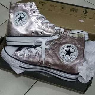 Converse Hi Rose 100% Original