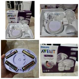 Philips Avent SCF332/01 SINGLE ELECTRIC BREAST PUMP ST