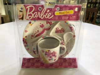 Barbie meal set