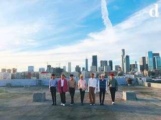 WTB DARK & WILD BTS ALBUM :)