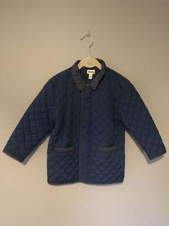 Hatley Quilted Jacket Boys Size 4