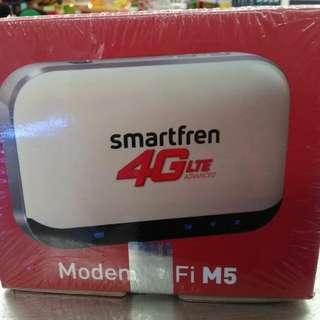 Modem MIFI Smartfren M5