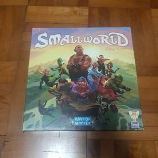 Small World boardgame
