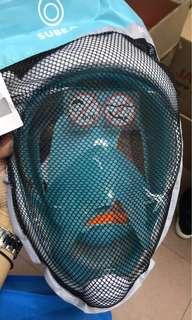 Subea snorkel mask