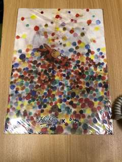 Kiehl's x b wing folder
