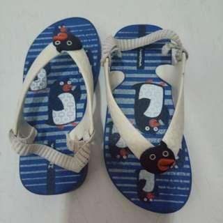 Sepatu sandal merk Ipanema