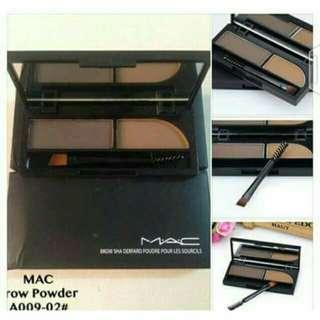 MAC brow powder