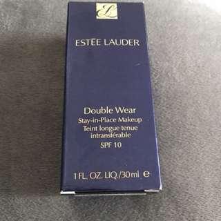 Brand new double wear Foundation