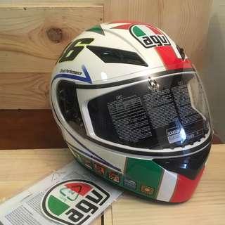 AGV K3 Rossi 46 Icon Helmet