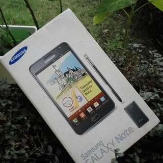 Box Samsung Galaxy Note 1 N7000