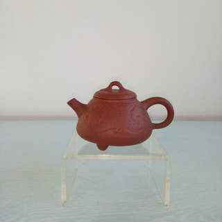 90s Zisha teapot mint condition unused