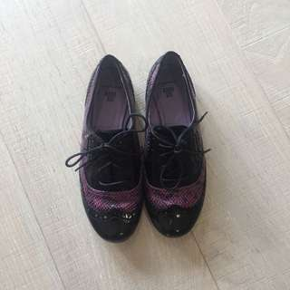 Anna Sui Oxford Shoes