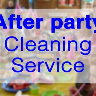 After Party Cleaners