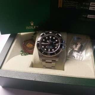 勞力士Rolex 116610 ln Submariner 亂碼888