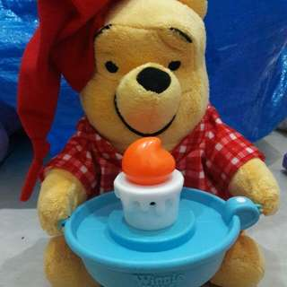 Winnie The Pooh with Light n Music